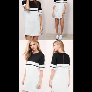 NWT Tobi Colorblock Dress